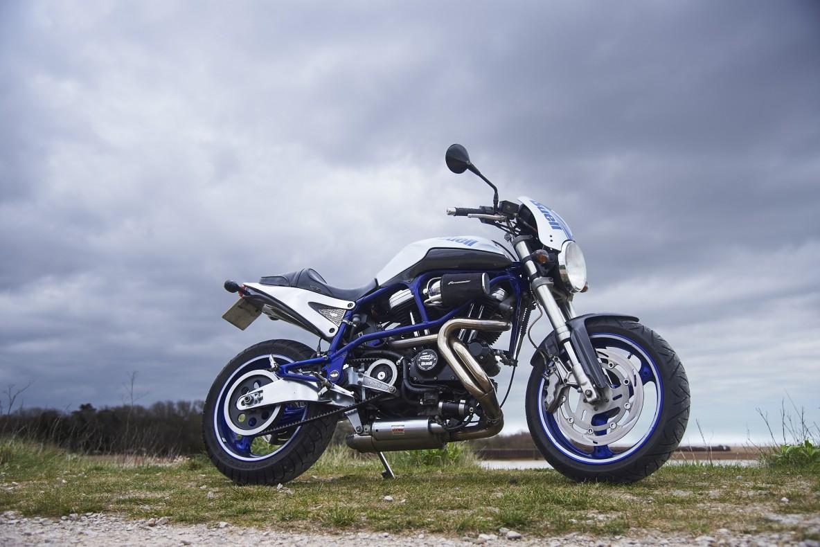 Buell Lightning Motorcycle